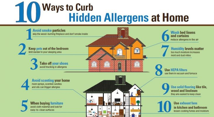 how to get rid of pollen allergies