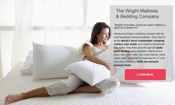 which mattress type should be used to relieve chronic hip and back pain