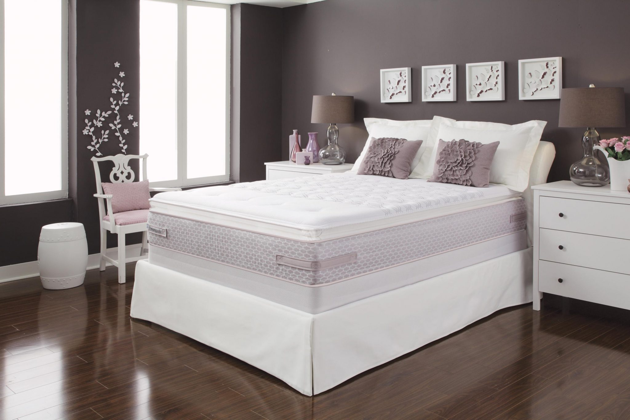 Stearns & Foster Latex Mattress At Miles While You Sleep